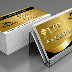 50 hộp In card visit, in danh thiếp, in name card