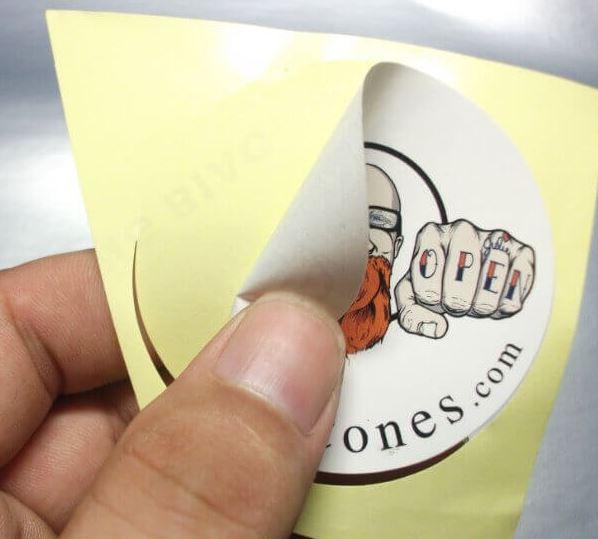 In tem nhãn, In decal giấy, In nhãn dán, In sticker hcm