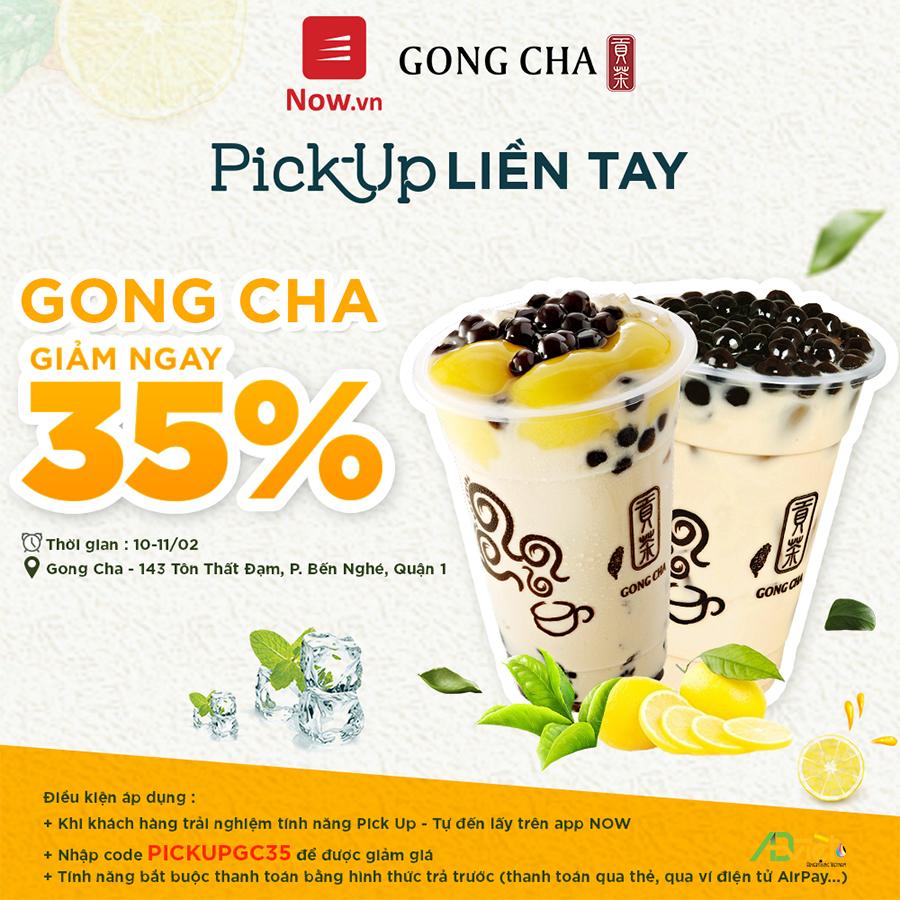 In Poster trà sữa tại HCM
